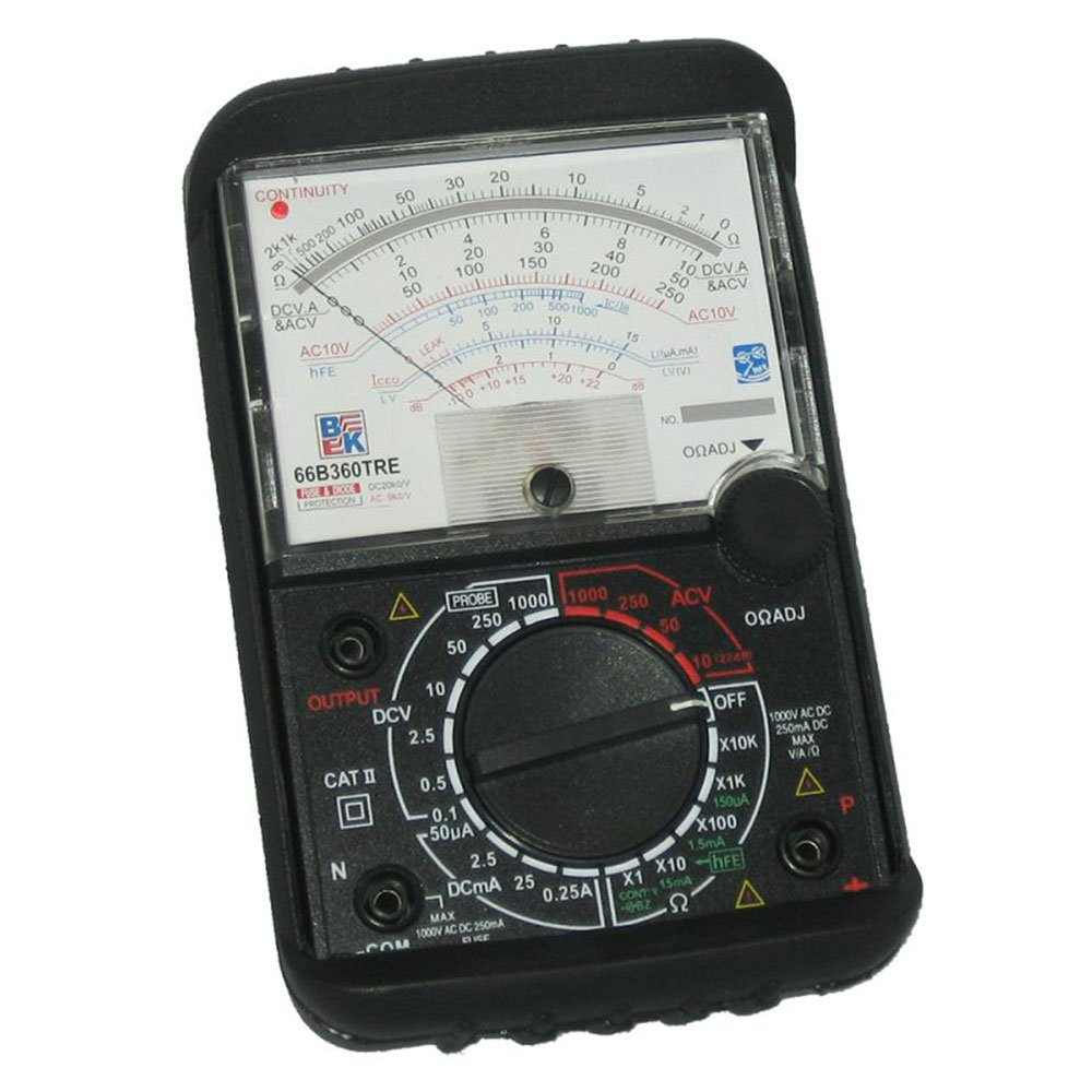 "4×6""Analog Multimeter"