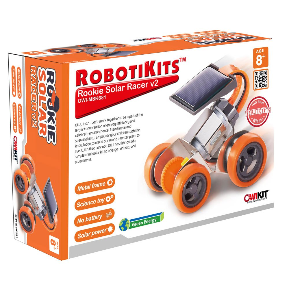 Rookie Solar Racer v2