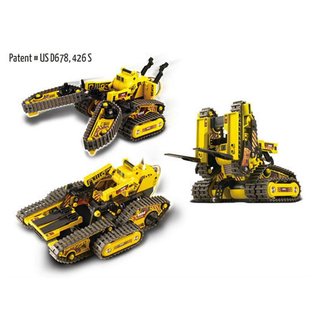 3-in-1 All Terrain Robot (ATR)