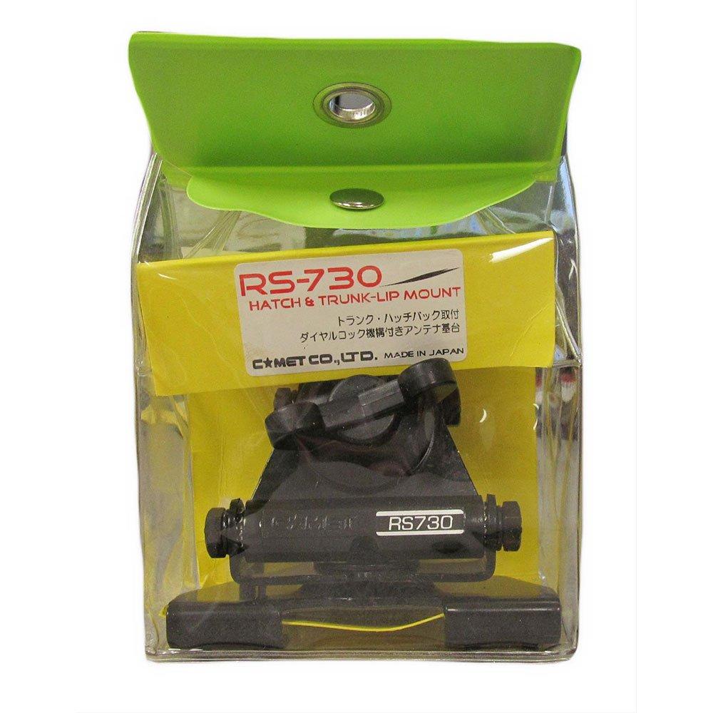 Heavy Duty Mobile Antenna Adjustable Trunk/Hatch/Van door Lip Mount